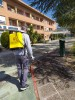 El Grupo de Empresas Piquero coordina la desinfección de residencias de Calatayud