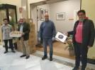 Fernando Caro de Chocoter dona 20 cajas de cerezas al marrasquino