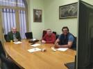 Reunión con la Asociación de Cafés y Bares de la provincia