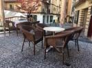 Más espacio, zonas peatonales y exención de tasas para las terrazas de la hostelería bilbilitana