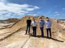La empresa Silmor de materiales de construcción invertirá 2,5 millones en Calatayud