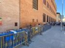 Unos 200 estudiantes comienzan hoy los exámenes Evau en los IES de Calatayud