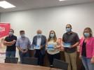 Hygiene Care Company inicia la fabricación de mascarillas higiénicas en Calatayud