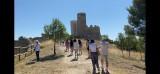 Unas 550 personas conocen la rehabilitación del Castillo Mayor con el programa de visitas guiadas