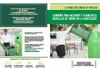 El Ayuntamiento y Ecovidrio impulsan mejoran el reciclaje de vidrio en la hostelería