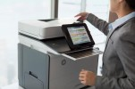 El Ayuntamiento ahorrará un 15% de costes de impresión con la renovación de 64 máquinas