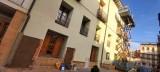 El Ayuntamiento renueva la fachada de la Casa Consistorial en calle Bodeguilla