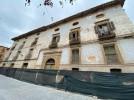 Se inician obras en el palacio de Villa Antonia para asegurar elementos de mayor valor histórico