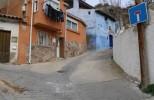 El Ayuntamiento invierte en el casco histórico con la renovación de la calle Morería Espinos