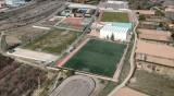 Adaptación de las instalaciones deportivas de Calatayud a las nuevas restricciones por COVID