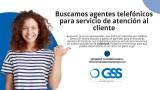 Oferta de empleo en la planta de GSS Calatayud  para su servicio de atención al cliente