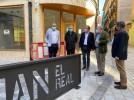 La renovada avenida de San Juan el Real, se abre al tráfico tras una inversión de 150.000€