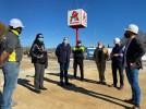 Burger King inicia el montaje de su edificio y espera abrir su restaurante en un mes