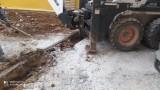Obras en la Plaza de Toros para mejorar la evacuación de aguas