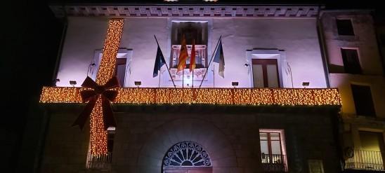 iluminacion navidad calatayud españa