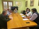 El Ayuntamiento y la Asociación de Cafés y Bares consensuan nuevas propuestas de apoyo al sector