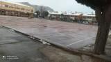 El Ayuntamiento se ocupa de la limpieza de los patios de los institutos