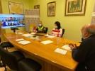 Calatayud coordina el dispositivo policial para el cumplimiento de las nuevas medidas