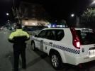 La Policía Local de Calatayud interviene en una agresión y detiene a dos personas