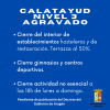 Nuevas restricciones en Calatayud: fase 3 agravada