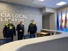 La nueva comisaría de la Policía Local entra en servicio el lunes día 15