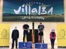 Pablo Abián gana el Máster Absoluto de Bádminton en Collado Villalba