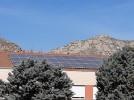 El IES Emilio Jimeno apuesta por la sostenibilidad con la instalación de placas solares