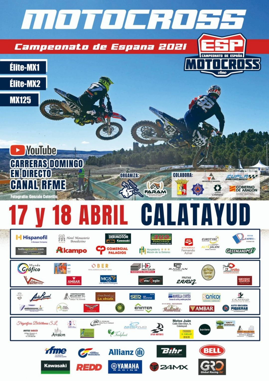 motocross calatayud