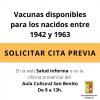 Información de la oficina municipal para la citación de vacunas COVID-19