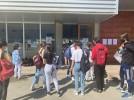 El Recinto Ferial de Calatayud acoge las Evau con unos 170 estudiantes