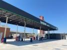 BonÀrea abre una gasolinera y boxes de lavado en su nuevo complejo de Calatayud