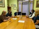 Firma del convenio de 'Las Alfonsadas' para la organización de esta Fiesta de Interés Turístico