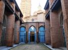 Inversión de 100.000 euros para rehabilitar los claustros de la Colegiata de Santa María