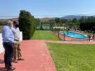 Los vecinos de Torres ya disfrutan de su piscina municipal