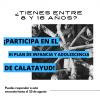 ¿Tienes entre 8 y 16 años? Participa en el III Plan de Infancia y Adolescencia de Calatayud