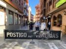 Luis Guedea y Postigo de Tenerías serán peatonales el fin de semana