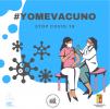 Los jóvenes de Calatayud conciencian sobre la vacunación a personas de su edad