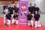 El Club Jiu Jitsu Calatayud participa en un curso de defensa personal