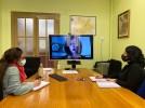 El Área de Participación Ciudadana asiste a la asamblea de la red aragonesa para la Agenda 2030
