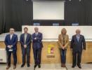 El Justicia de Aragón (1998-2018), Fernando García Vicente, abre la Universidad de la Experiencia