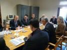 El Centro Nacional de Tecnología y Seguridad Alimentaria celebra su consejo rector en Calatayud